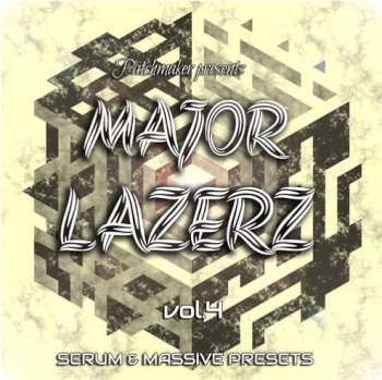 Пресеты Patchmaker Major Lazerz Vol 4 Serum and Massive Presets
