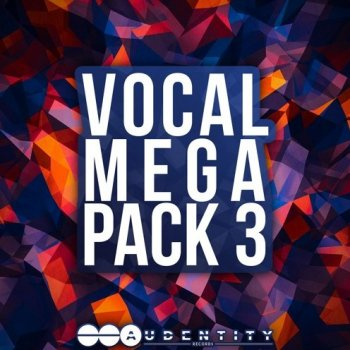 Сэмплы вокала - Audentity Records Vocal Megapack 3