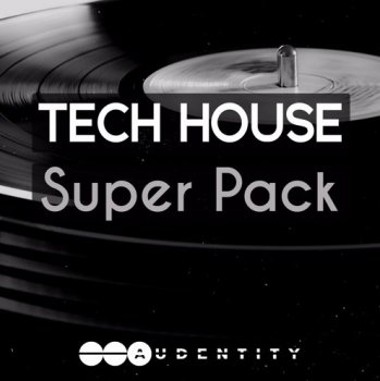 Сэмплы Audentity Records Tech House Super Pack