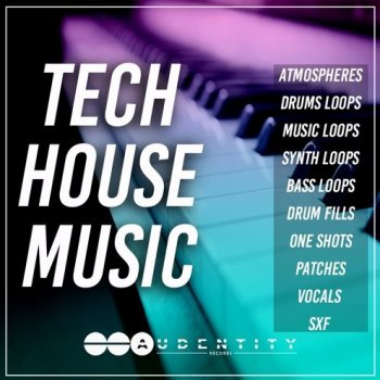Сэмплы Audentity Records Tech House Music
