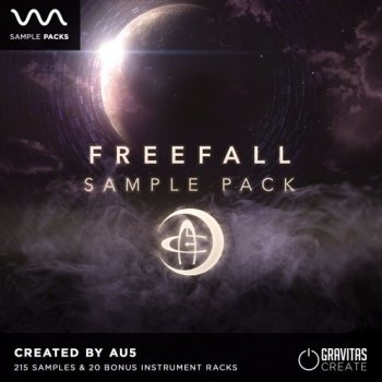 Сэмплы Gravitas Create FREEFALL Sample Pack by Au5