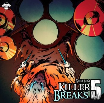 Сэмплы Shroom Killer Breaks 5