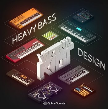 Сэмплы Splice Virtual Riot  Heavy Bass Design