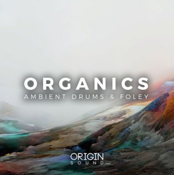 Сэмплы Origin Sound Organics Ambient Drums And Foley