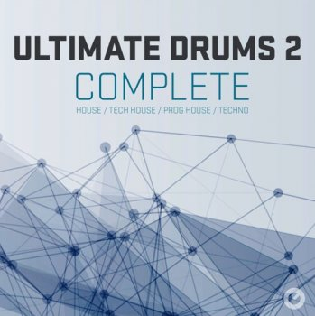 Сэмплы Sonic Academy Ultimate Drums 2 Progressive House Pack
