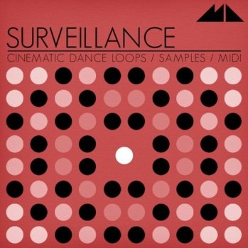 Сэмплы ModeAudio Surveillance Cinematic Dance Loops