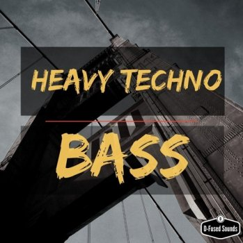Сэмплы D-Fused Sounds Heavy Techno Bass