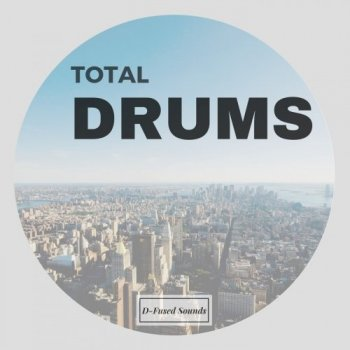 Сэмплы D-Fused Sounds Total Drums