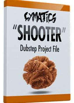 Проект Cymatics Shooter Dubstep Project File