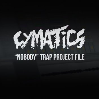 Проект Cymatics Nobody Trap Project File