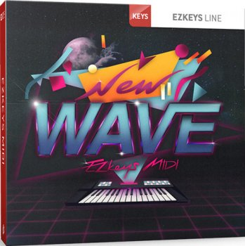 Расширение Toontrack New Wave EZkeys MIDI