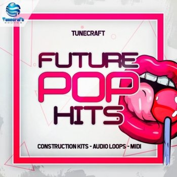 Сэмплы Tunecraft Sounds Future Pop Hits