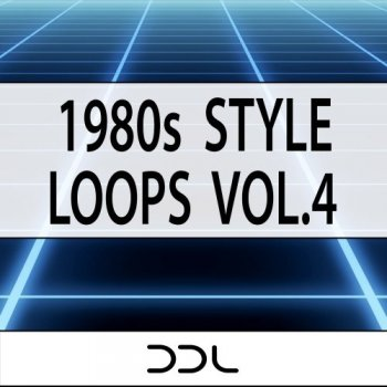Сэмплы Deep Data Loops 1980s Style Loops Vol.4