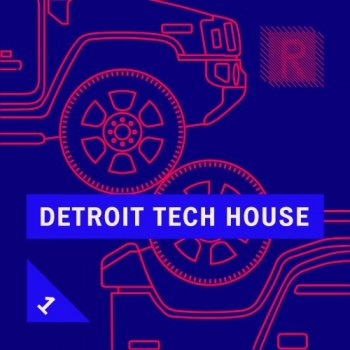 Сэмплы Riemann Kollektion Riemann Detroit Tech-House 1