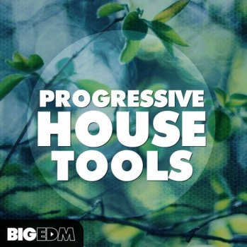 Сэмплы Big EDM Progressive House Tools