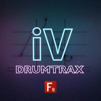 Сэмплы F9 Audio F9 Drumtrax iV 21st Century House