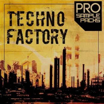 Сэмплы Pro Sample Packs Techno Factory