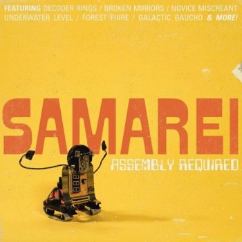 Сэмплы The Drum Broker Samarei Assembly Required