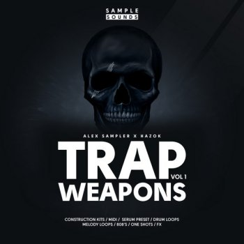 Сэмплы Sample Sounds Trap Weapons Volume 1