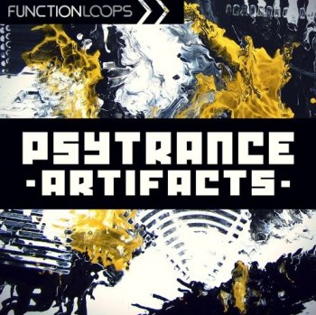 Сэмплы Function Loops Psytrance Artifacts