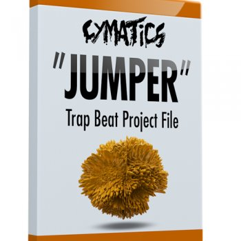 Проект Cymatics Jumper Trap Beat Project File