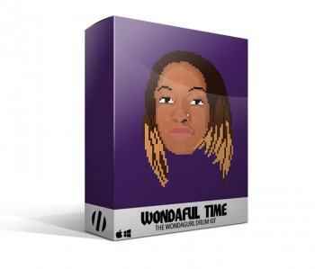 Wondaful time the official wondagurl drum kit for Window addeventlistener