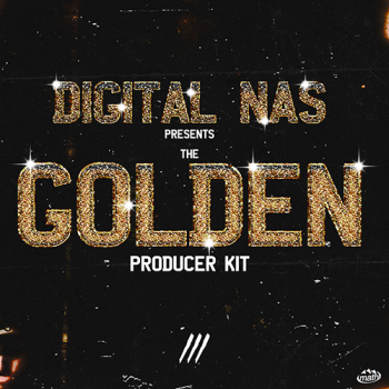Сэмплы ударных - Big Cartel Digital Nas Golden Producer Kit