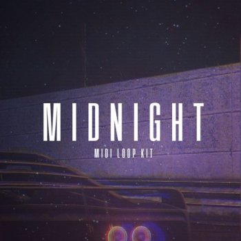 MIDI файлы - The Kit Plug Midnight MIDI Melody Kit