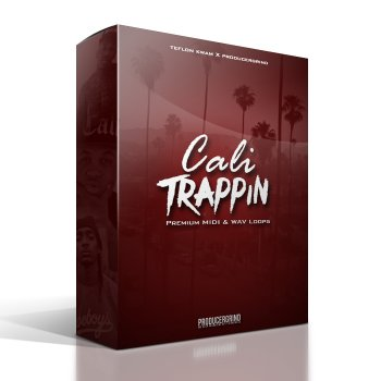 Сэмплы и MIDI - Producer Grind Cali Trappin Premium