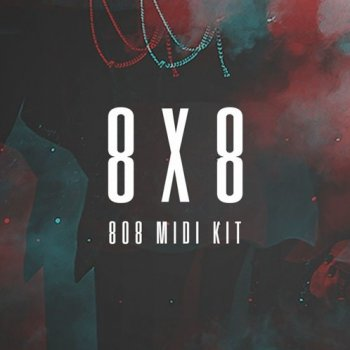 Сэмплы The Kit Plug 8X8 808 MIDI Loop Kit
