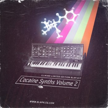 Сэмплы !llmind Special Limited Edition Cocaine Synths Vol.2