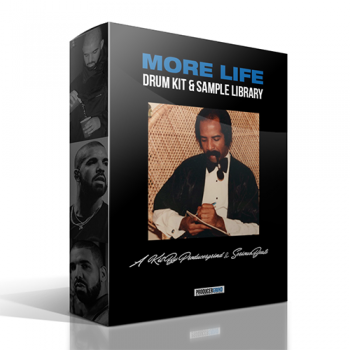 Сэмплы Producer Grind More Life Drum Kit and Sample Library