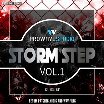 Пресеты ProWave Studio Storm Step Vol 1