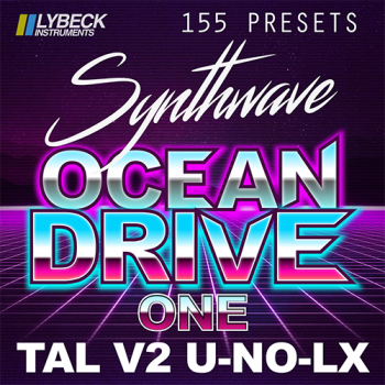 Пресеты Lybeck Instruments Ocean Drive One for TAL-U-NO-LX