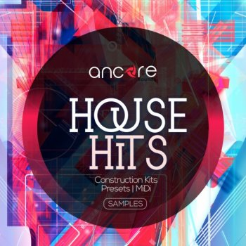 Сэмплы Ancore Sounds House Hits Volume 1