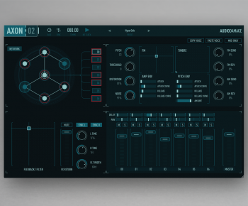 Audio Damage AD042 Axon 2 v2.0.3 x86 x64