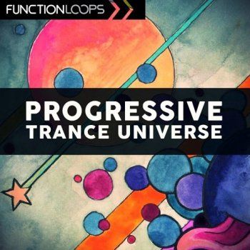 Сэмплы Function Loops Progressive Trance Universe