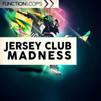 Сэмплы Function Loops Jersey Club Madness