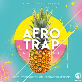 Сэмплы King Loops Afro Trap And Vocals Volume 1