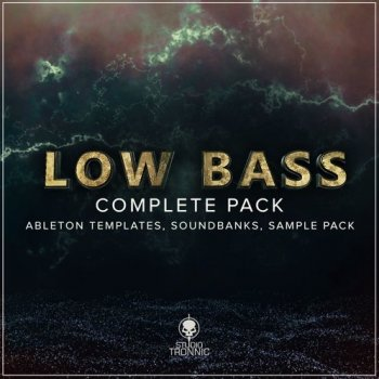 Сэмплы StudioTronnic Low Bass Complete
