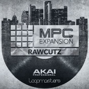 Сэмплы AKAI MPC Software Expansion Raw Cutz