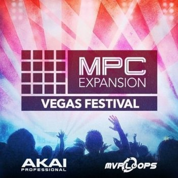 Сэмплы AKAI MPC Software Expansion Vegas Festival