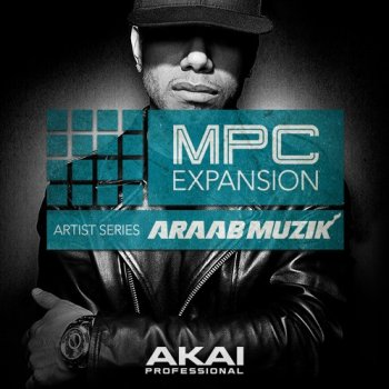 Сэмплы AKAI MPC Software Expansion Araab Muzik