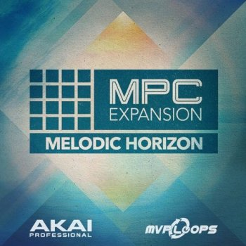 Сэмплы AKAI MPC Software Expansion Melodic Horizon