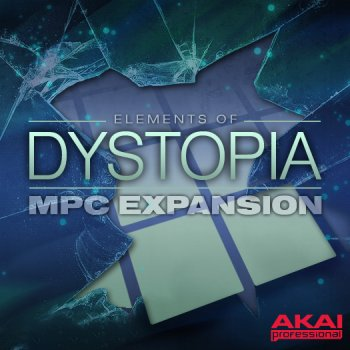 Сэмплы AKAI MPC Software Expansion Elements Of Dystopia