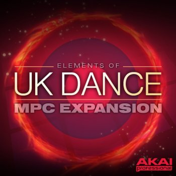 Сэмплы AKAI MPC Software Expansion Elements Of UK Dance