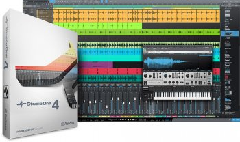 PreSonus Studio One 4 v4.1.1 (Win/OSX)