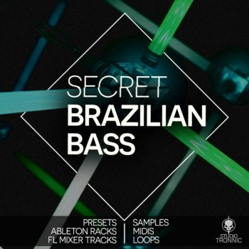 Сэмплы и пресеты - Studio Tronnic Secret Brazilian Bass Presets and Racks