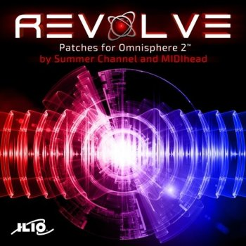 Пресеты ILIO Revolve for Omnisphere 2