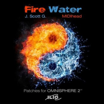Пресеты ILIO Fire Water for Omnisphere 2